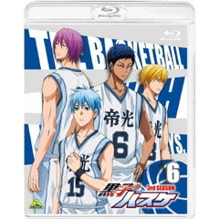 黒子のバスケ 3rd SEASON 6(Blu-ray Disc)