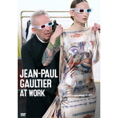 JEAN-PAUL GAULTIER AT WORK
