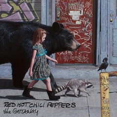 【輸入盤】RED HOT CHILI PEPPERS / GETAWAY