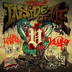 INSIDE OF ME feat.Chris Motionless of Motionless In White(初回限定盤B)