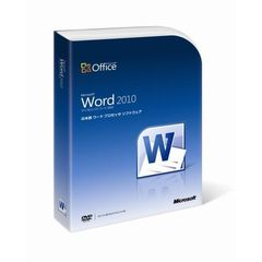Office 2010 Word 2010  (PCソフト)