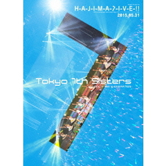 Tokyo 7th シスターズ/H-A-J-I-M-A-L-I-V-E-!!(Blu-ray Disc)