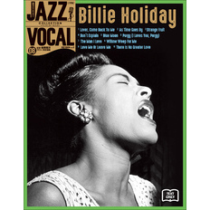 JAZZ VOCAL COLLECTION TEXT ONLY 8 ビリー・ホリデイ