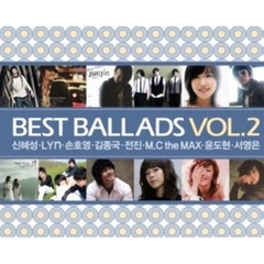 Various Artists/Best Ballads Vol.2 (2CD) (輸入盤)
