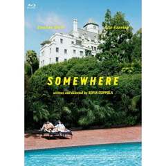SOMEWHERE Blu-ray(Blu-ray Disc)