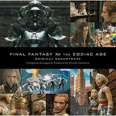 FINAL FANTASY XII THE ZODIAC AGE Original Soundtrack 通常盤 <映像付サントラ/Blu-ray Disc Music>(Blu-ray Disc)