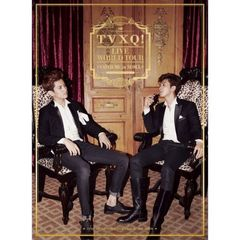 東方神起/TVXQ! 4TH WORLD TOUR:CATCH ME LIVE ALBUM(輸入盤)
