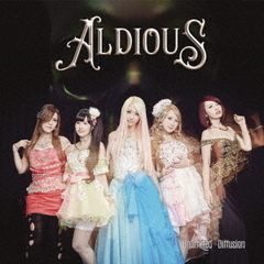 Aldious/Unlimited Diffusion(通常盤)