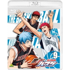 黒子のバスケ 3rd SEASON 9(Blu-ray Disc)