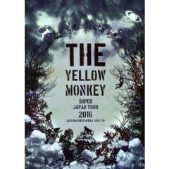 THE YELLOW MONKEY/THE YELLOW MONKEY SUPER JAPAN TOUR 2016 -SAITAMA SUPER ARENA 2016.7.10-(Blu-ray Disc)