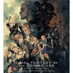 FINAL FANTASY XII THE ZODIAC AGE Original Soundtrack 初回限定盤 <映像付サントラ/Blu-ray Disc Music>(Blu-ray Disc)