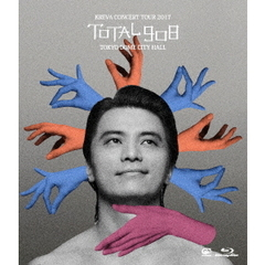 KREVA/KREVA CONCERT TOUR 2017 「TOTAL 908」 TOKYO DOME CITY HALL(Blu-ray Disc)
