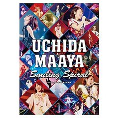 内田真礼/UCHIDA MAAYA 2nd LIVE 『Smiling Spiral』(Blu-ray Disc)