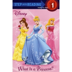【洋書】What Is a Princess?