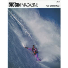 DIGGIN'MAGAZINE SNOWBOARD JOURNAL ISSUE09