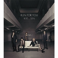 RUN FOR YOU(通常盤)