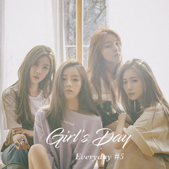 GIRL'S DAY/GIRL'S DAY EVERYDAY #5(輸入盤)