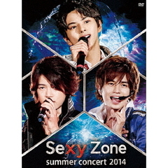Sexy Zone/Sexy Zone summer concert 2014 初回限定盤(2枚組)