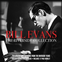 BILL EVANS/RIVERSIDE COLLECTION(5枚組)(輸入盤)