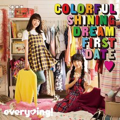 Colorful Shining Dream First Date■