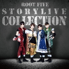ROOT FIVE STORYLIVE COLLECTION(初回生産限定盤B)