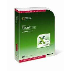 Office 2010 Excel 2010 アカデミック版 (PCソフト)