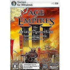 Age of Empires 3 アジアの覇王(PCソフト)