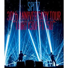 "スピッツ/SPITZ 30th ANNIVERSARY TOUR ""THIRTY30FIFTY50""【Blu-ray】(通常盤)(Blu-ray Disc)"