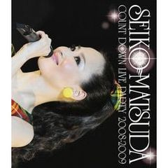 松田聖子/SEIKO MATSUDA COUNT DOWN LIVE PARTY 2008-2009(Blu?ray Disc)