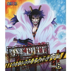 ONE PIECE ワンピース 16th SEASON パンクハザード編 piece.6(Blu?ray Disc)