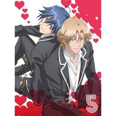 美男高校地球防衛部LOVE! LOVE! 5(Blu?ray Disc)