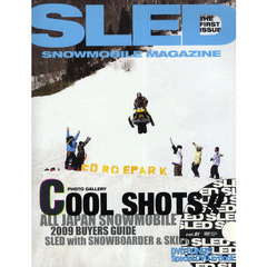 SLED SNOWMOBILE MAGAZINE issue (1)