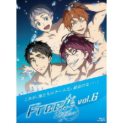 Free! -Eternal Summer- 6(Blu-ray Disc)