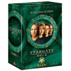 スターゲイト SG-1 SEASON 3 DVD The Complete Box I