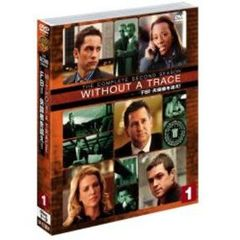 WITHOUT A TRACE/FBI 失踪者を追え!  セット 1