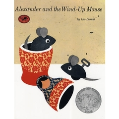 【洋書】Alexander and the Wind Up Mouse