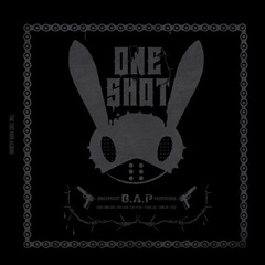 2ND MINI ALBUM:ONE SHOT(輸入盤)