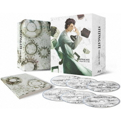 STEINS GATE コンプリート Blu-ray BOX <期間限定生産>(Blu-ray Disc)