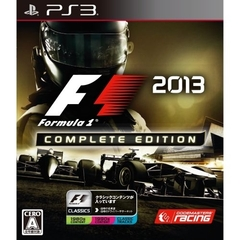 PS3 F1 2013 Complete Edition