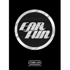 CNBLUE/3RD MINI ALBUM : EAR FUN (CD+4MINI POSTERS/LTD)(輸入盤/台湾)