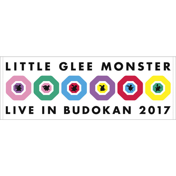Little Glee Monster/Live in 武道館~はじまりのうた~/TOWEL in BUDOKAN/スポーツタオル