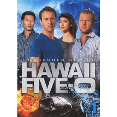HAWAII FIVE-0 シーズン 2 DVD-BOX Part 1