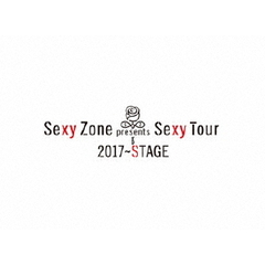 Sexy Zone/Sexy Zone Presents Sexy Tour ~ STAGE Blu-ray(初回限定盤)(Blu-ray Disc)