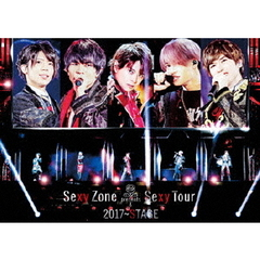 Sexy Zone/Sexy Zone Presents Sexy Tour ~ STAGE Blu-ray(通常盤)(Blu-ray Disc)