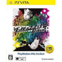 PSVita ダンガンロンパ1・2 Reload PlayStation Vita the Best