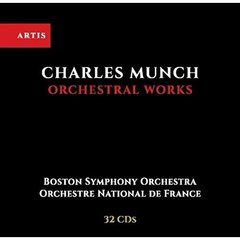 CHARLES MUNCH/MUNCH COND ORCHESTRA(輸入盤)