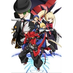 TVアニメーション 『BLAZBLUE ALTER MEMORY』 第5巻 <通常版>(Blu-ray Disc)