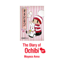 The Diary of Ochibi-san (オチビサンEnglish ver.) vol.7