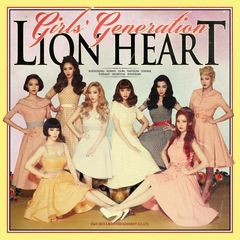 少女時代(GIRLS' GENERATION)/5TH ALBUM : LION HEART(輸入盤)