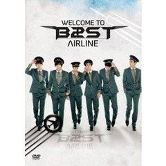 """BEAST/BEAST The 1st Concert """"WELCOME TO BEAST AIRLINE"""" DVD"""